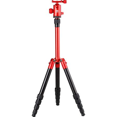 SIRUI T Section Aluminum Tripod MaHeight Supports lbs  142 - 337