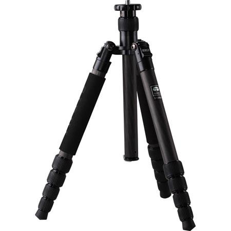 SIRUI T X Section Carbon Fiber Tripod MaHeight Supports lbs 124 - 168