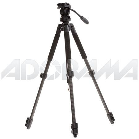 Swarovski CT Travel Carbon Tripod DH Head Height  92 - 357