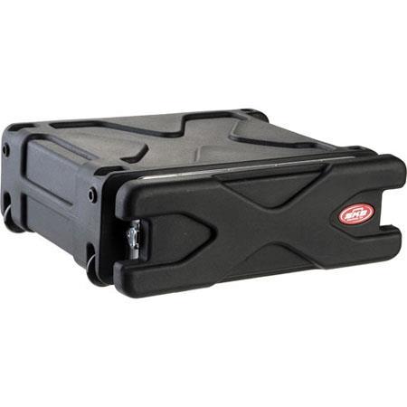 SKB SKB RLX U Roll X Rack Case Wheels and Handle  117 - 628