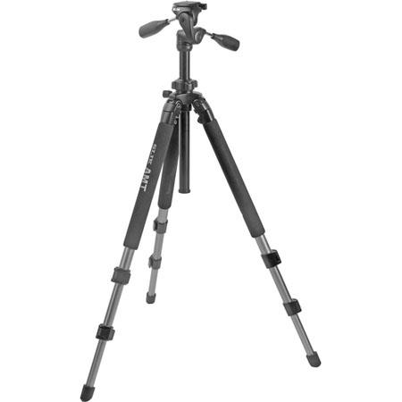 Slik Pro DX Super Alloy AMT Tripod Legs and Way PanTilt Head 139 - 17