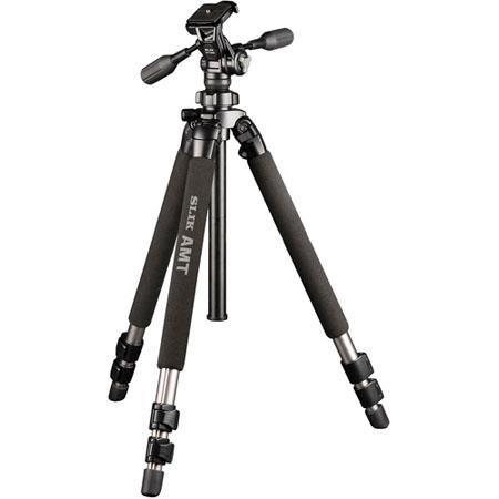 Slik Pro HD Pro DX Aluminum Tripod Legs and SH Head Maximum Height lbs Maximum Load 219 - 188