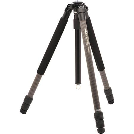 Slik Pro CF Carbon Fiber Tripod Legs Only Maximum Height lbs Load Leg Sections 212 - 127