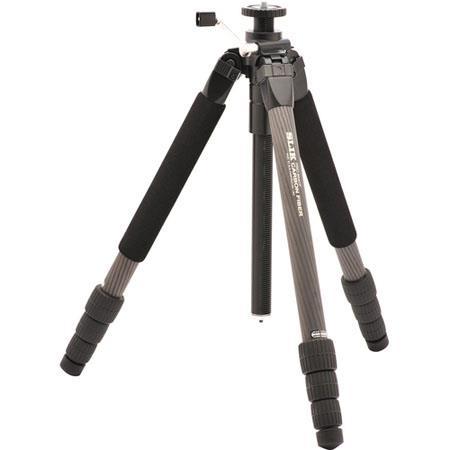 Slik Pro CF Carbon Fiber Tripod Legs Only Maximum Height lbs Load Leg Sections 172 - 708