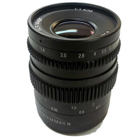 SLR Magic f Cine Lens Micro  238 - 525