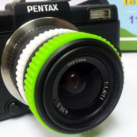 SLR Magic Toy Lens f lens PentaQ mount 216 - 629