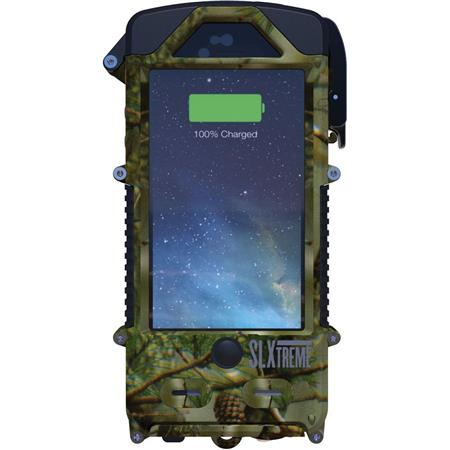 Snow Lizard SLXTREME Waterproof Battery Rugged Solar Powered Case iPhone s Hunter Camo 47 - 70