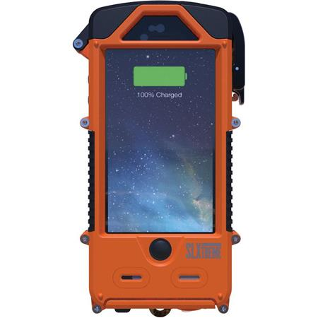 Snow Lizard SLXTREME Waterproof Battery Rugged Solar Powered Case iPhone s Signal 284 - 368