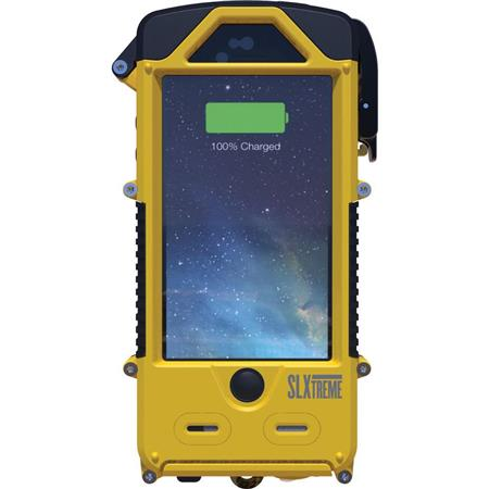 Snow Lizard SLXTREME Waterproof Battery Rugged Solar Powered Case iPhone s Safety 284 - 368