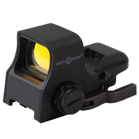 Sightmarkmm Ultra Shot Pro Spec NV QD Open Style RefleSight Four Reticle Patterns Picatinny Mount In 93 - 218