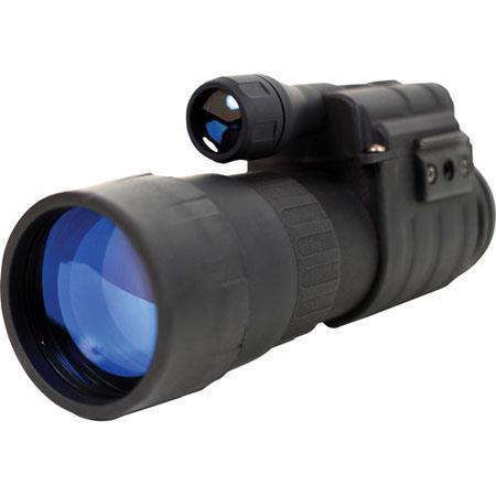 Sightmark Ghost HunterGen Night Vision Monocular Eye Relief Integrated IR Illuminator 169 - 31