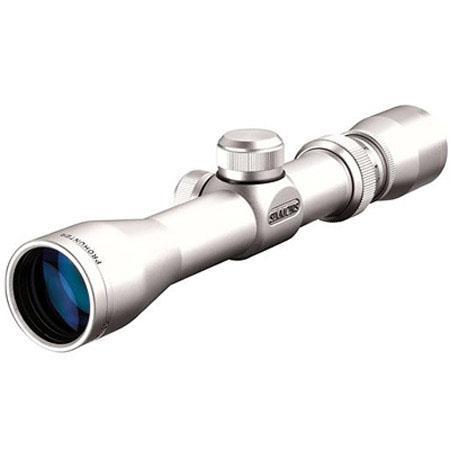 Simmonsmm ProHunter Handgun Scope Matte Silver TrupleReticle 96 - 155