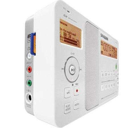 Sangean FM StereoAM Receiver MP Recorder and MPWMA Player 35 - 384
