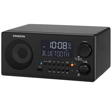 Sangean WR FM RDS RBDSAMUSBBluetooth Digital Receiver  156 - 496