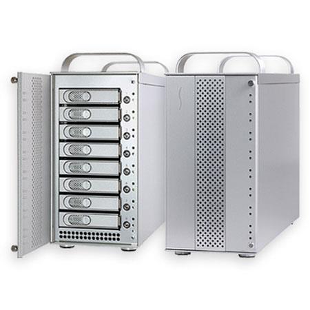 Sonnet TB Fusion DP Drive SATA Storage System Dual Port Multipliers Two Locking eSATA Connectors 136 - 686
