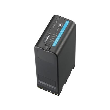 Sony BP U Rechargeable Lithium ion volt Wh Battery Pack the PMW EX PMW EXR PMW EX PMW F XDCAM EX Cam 96 - 495
