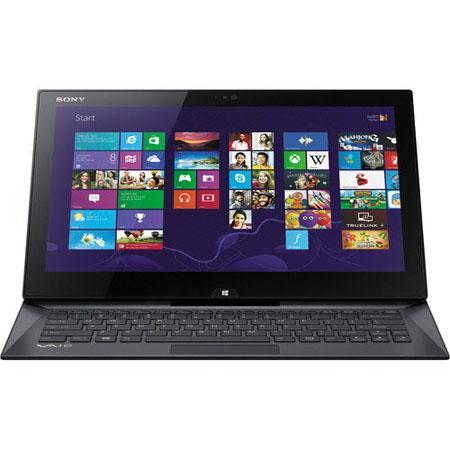 Sony VAIO Duo Series Touchscreen In Convertible Ultrabook Intel Core i U GHz GB RAM GB SSD Windows P 104 - 429