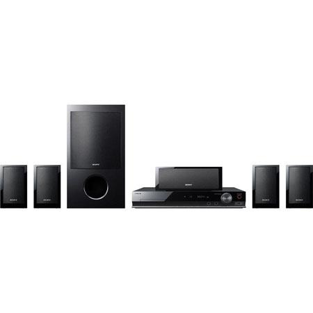Sony Bravia Channel DVD Home Theater System Watts USB Input HDMI Upscaling  126 - 488