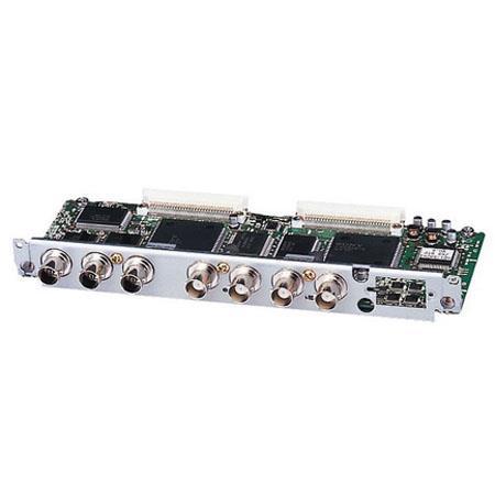 Sony DSBK Digital InputOutput Board the DSR A DV Cam Half Rack Studio Editing Player Recorder 165 - 126