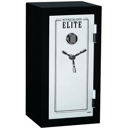 Stack On Elite Jr Executive Firearm Safe Electronic Lock Minutesdeg F Fire Rated Adjustable Shelves 203 - 104