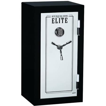 Stack On Elite Jr Executive Firearm Safe Electronic Lock Minutesdeg F Fire Rated Adjustable Shelves 90 - 566