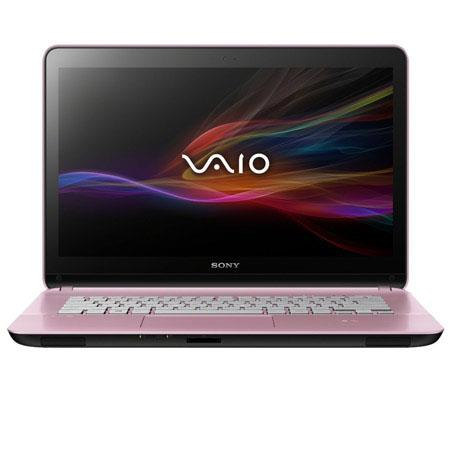 Sony VAIO Fit E Series Multi Touch Notebook Computer Intel Core i U GHz GB RAM TB HDD Windows  58 - 160