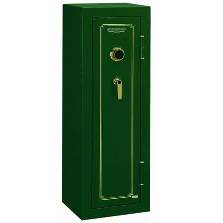 Stack On Gun Fire Rated Safe Combination Lock Matte Hunter 67 - 714