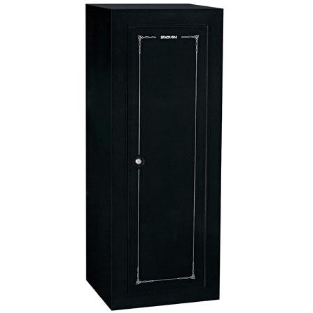 Stack On GCB C Gun Fully Convertible Security Cabinet 82 - 724