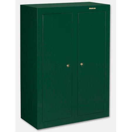 Stack On Gun Convertible Double Door Steel Security Cabinet Hunter 214 - 768