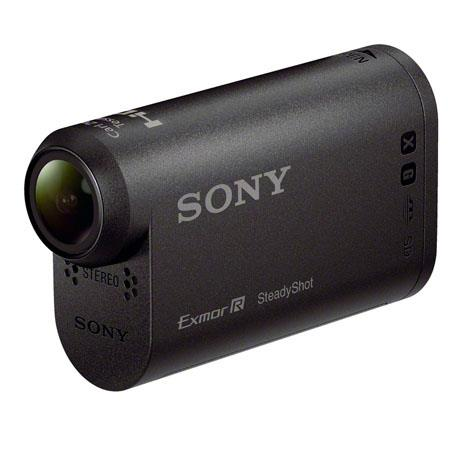 Sony HDR AS HD Action Camcorder Image StabilizationSlow Motion HD Exmor CMOS Sensor Carl Zeiss Lens  287 - 215