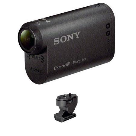 Sony HDR AS HD Action Camcorder Bundle VCT TA Tilt Adapter 360 - 63