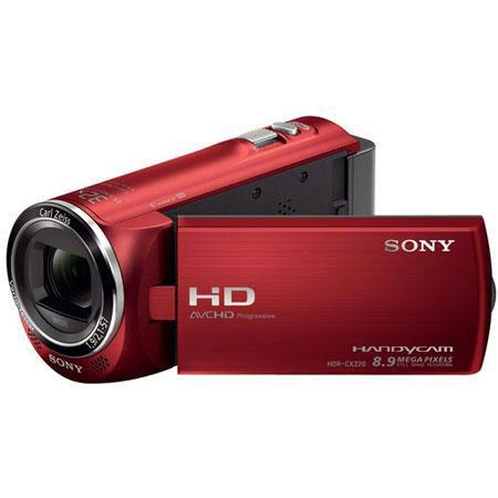 Sony PAL HDR CXE Full HD Handycam Camcorder MP Exmor CMOS SensorOptical ZoomExtended Zoom Clear Phot 217 - 424