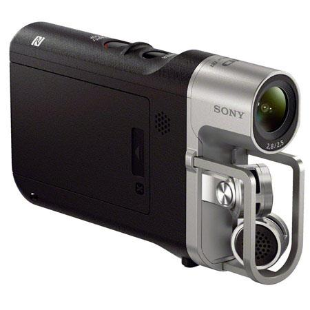 Sony HDR MV Full HD p Music Video Recorder Built In Wi Fi HDMI Output Multi Terminal USB Port Widesc 140 - 252