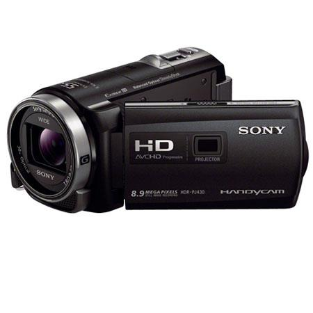 Sony HDR PJ PAL GB Full HD Camcorder Built In Projector MP LCD DisplayOpticalDigital Zoom 206 - 42
