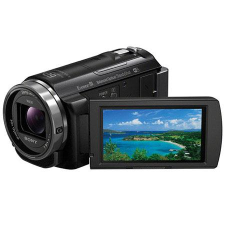 Sony HDR PJ GB Full HD Handycam Camcorder Built ProjectorOptical Zoom Balanced Optical SteadyShot Wi 250 - 239