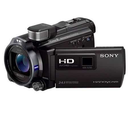 Sony HDR PJE PAL GB Full HD Camcorder ProjectorFull HD MPOptical Zoom LCD Display  56 - 385