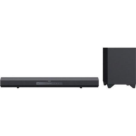 Sony HT CTH Surround Sound Speaker Bar Wireless Subwoofer 61 - 732