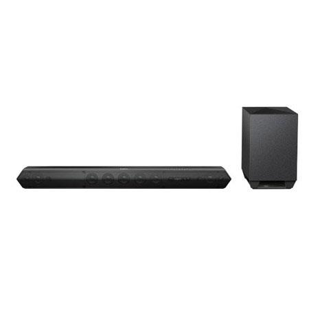 Sony HT ST Channel HD Sound Bar Wireless Subwoofer W Total HDMI Inputs 85 - 612