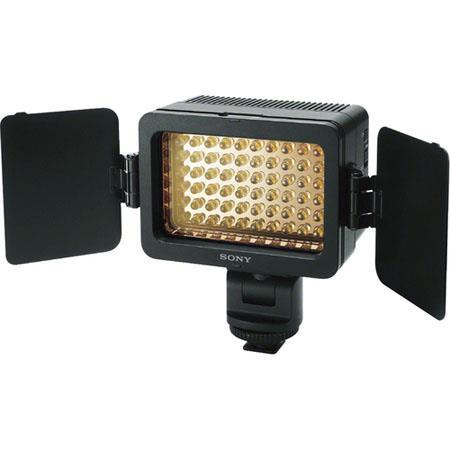 Sony HVL LE Battery LED Video Light Handycam Camcorder 14 - 476