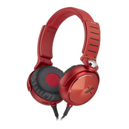 Sony MDRX On Ear Headphones and 103 - 437