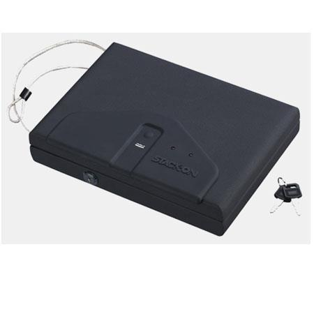 Stack On Portable Case Biometric Lock 63 - 614