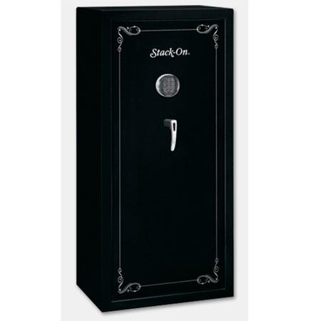 Stack On Gun Safe Electronic Lock and Fully Convertible Matte 93 - 704