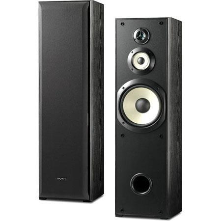 Sony SS F Way watt Floor Standing Speakers Pair  86 - 59