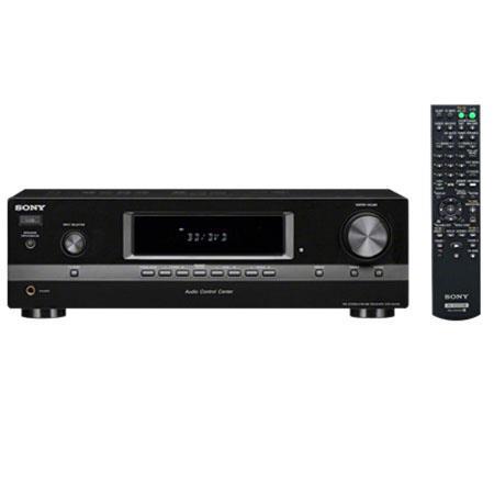 Sony STR DH Home Theater AV Receiver FMAM Tuner Audio Inputs V Hz Power 95 - 643