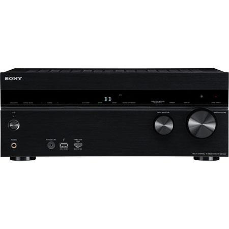 Sony STR DN Channel K Wi Fi Network Receiver W Total Output Eight HDMI Inputs Two HDMI Outputs 188 - 264