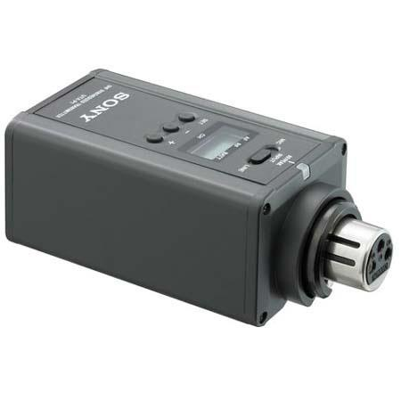 Sony UTX P UWP Series Plug on Transmitter Operating on TV Channels to  156 - 574