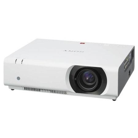 Sony VPL CW Lm WXGA Basic Installation Projector Contrast Ratio Aspect RatioProjection Lens H High M 93 - 425