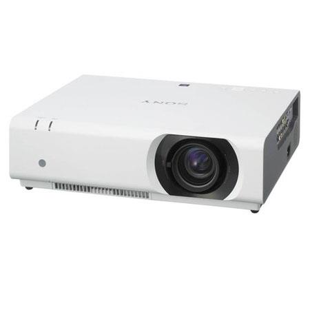 Sony VPL CX Lm XGA Installation Projector Contrast Ratio Aspect RatioManual Zoom Lens H High Mode La 2 - 77
