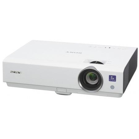 Sony VPL DW Lumens WXGA Mobile Network Projector Contrast RatioOptical Zoom W Speaker 64 - 555