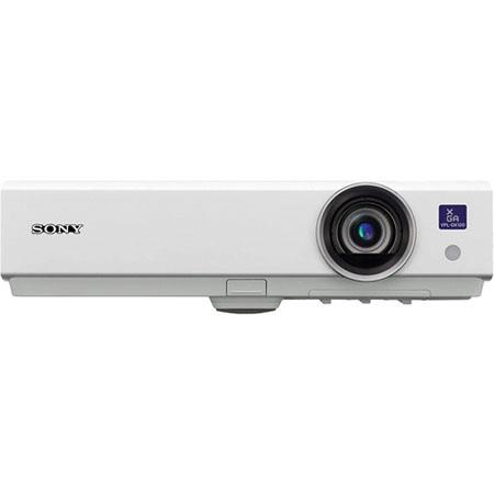 Sony VPLDX Lumens XGA Mobile Projector Contrast RatioOptical Zoom Throw Ratio 0 - 386